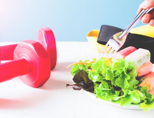 La alimentación y el rendimiento deportivo