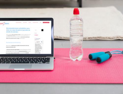 Consejos saludables para la cuarentena: ejercicios y alimentación